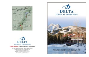 Delta Lodge at Kananaskis Winter