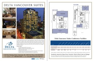 Delta Vancouver Suites Promotional Package