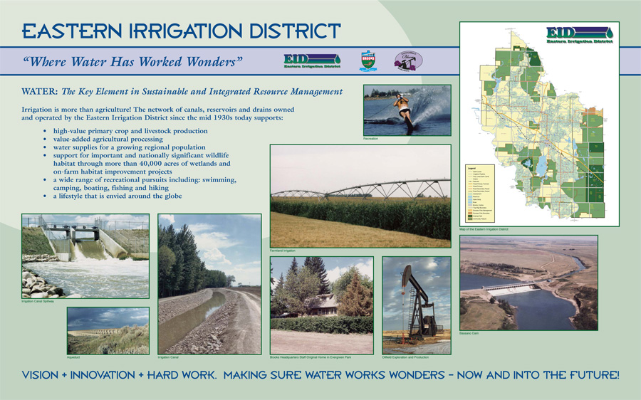 Eastern Irrigation District (1 in a series of 2)