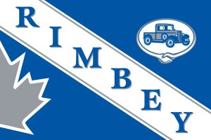 Town of Rimbey Flag