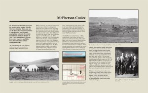 McPerson Coulee (1 in a series of 4)