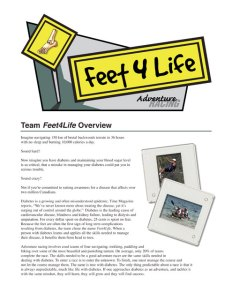 Team Feet 4 Life