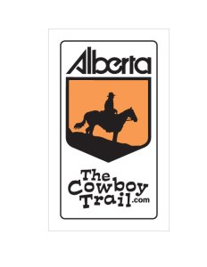 The Cowboy Trail Stickers