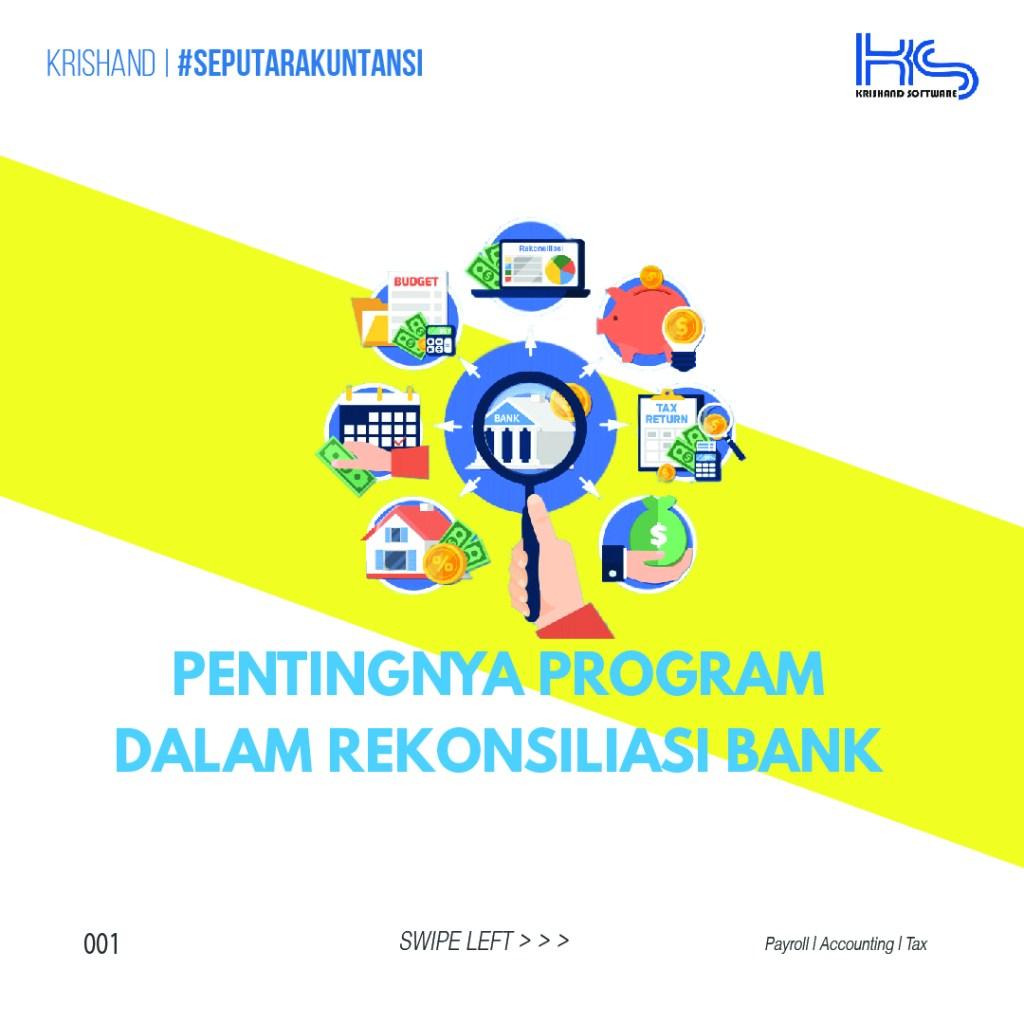 Program Dalam Rekonsiliasi Bank