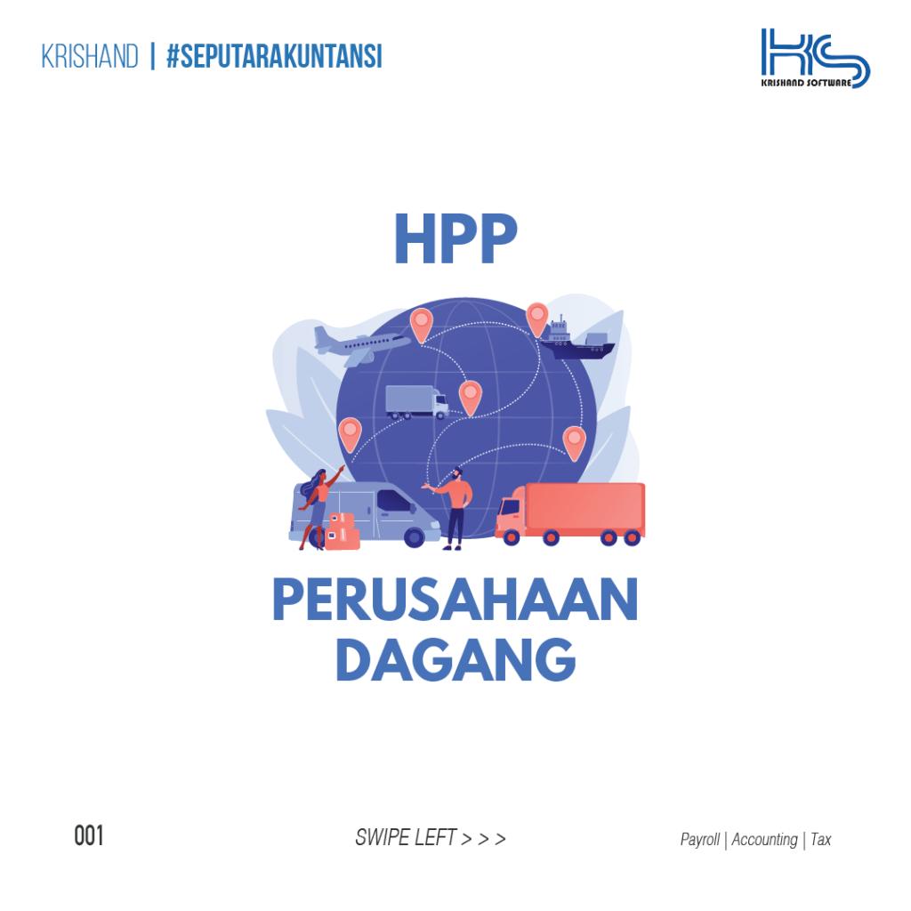 HPP Perusahaan Dagang