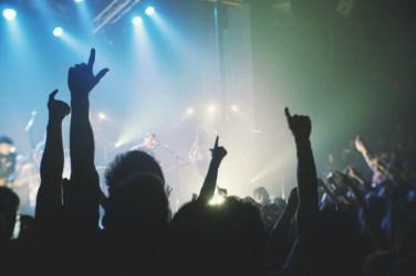 rock band fans