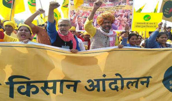 किसान मुक्ति मार्च