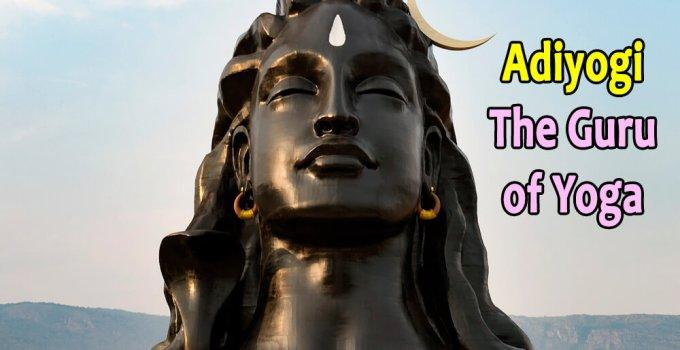 Adiyogi - Guru of Yoga - Krishna Kutumb
