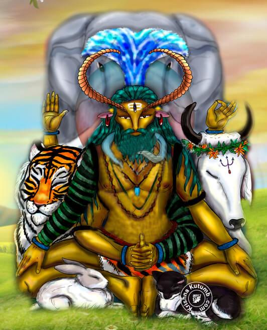Pashupatinath - Krishna Kutumb