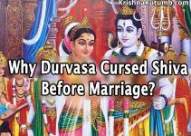 Rishi Durvasa Cursed Shiva - Chandrashekhar Avatar - Krishna Kutumb