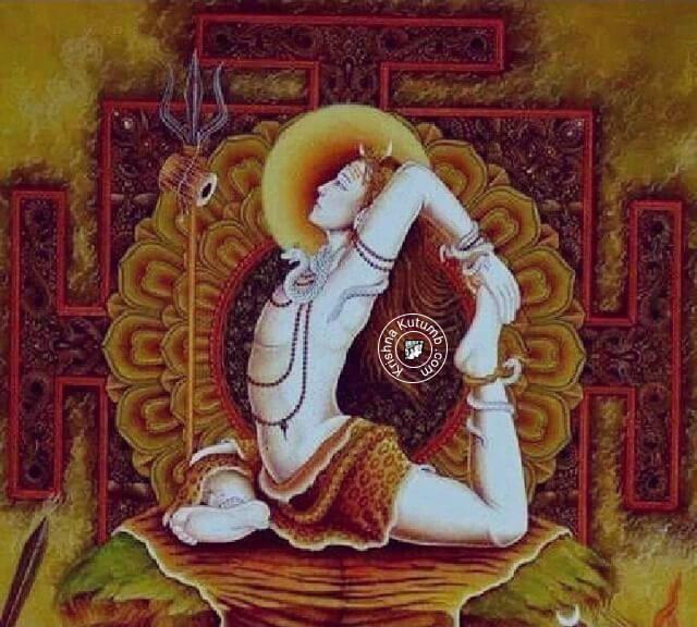 adiyogi - Shiva - Krishna Kutumb