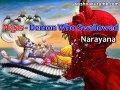 nigas - demon who swallowed narayana - krishna kutumb