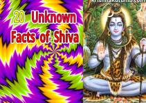 20 unknown facts of shiva - Krishna Kutmb