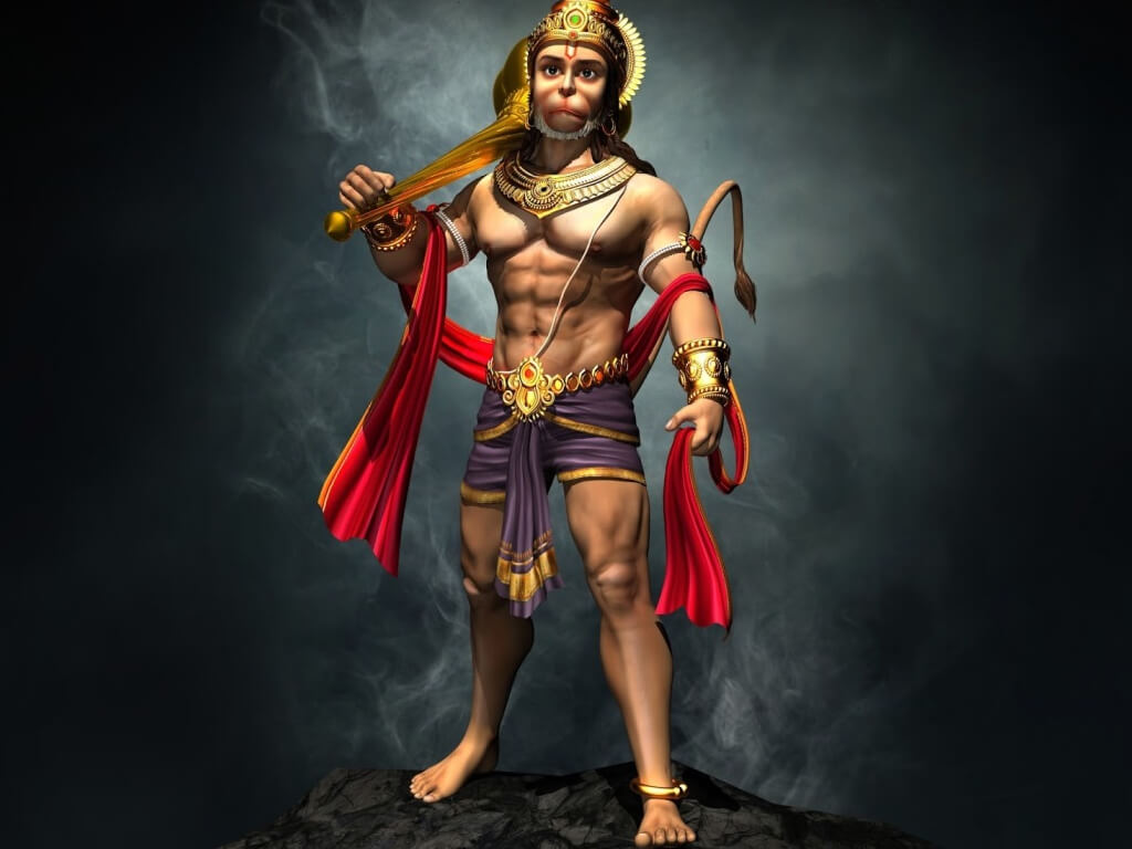 Top 50 Best Hd Hanuman Images Wallpapers Trending In 2018 Krishna
