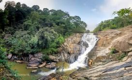 Kanthanpara Waterfalls, Wayanad