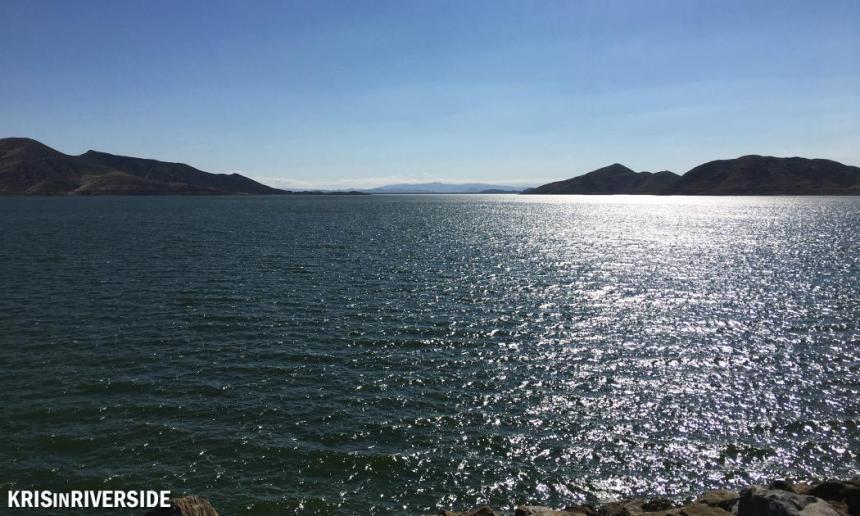Diamond Valley Lake – Lake View Trail