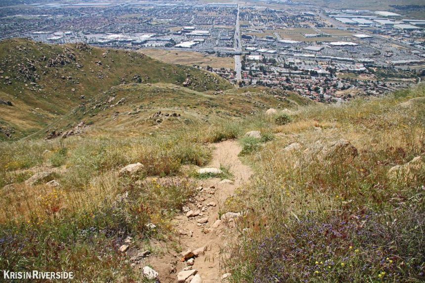 "Moreno Valley ""M"" Trail"