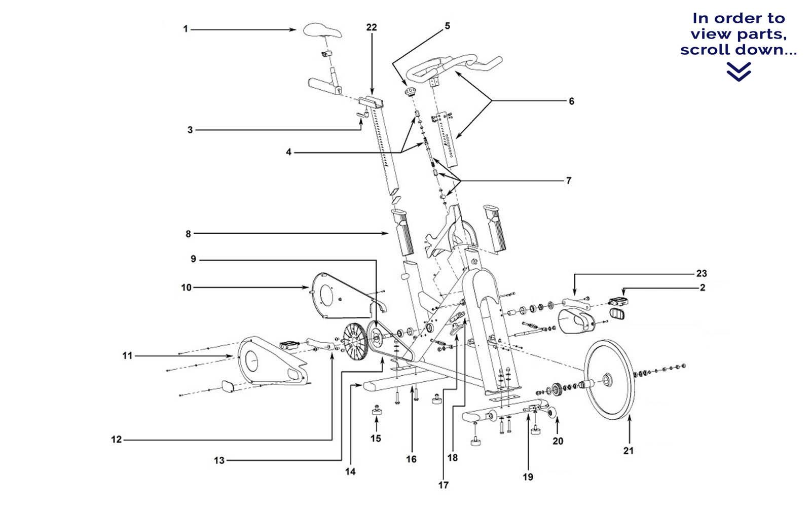 Matrix Tomahawk E Series Scroll Down To View Parts