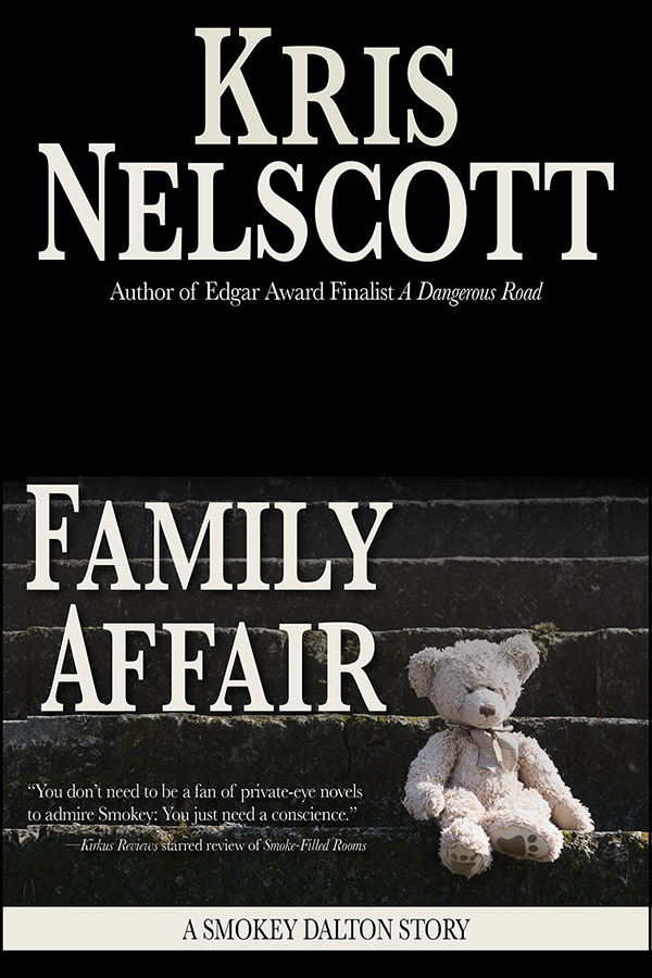 Family Affair ebook cover web