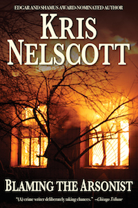Blaming the Arsonist ebook cover