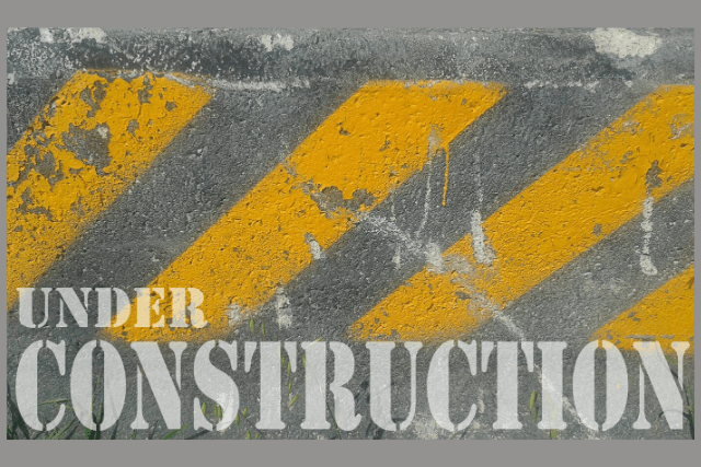 under construction picture