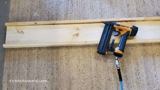 DIY Top Trim Board
