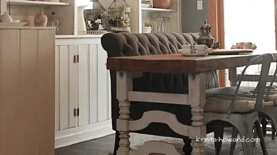 DIY Woodworking Farmhouse Table