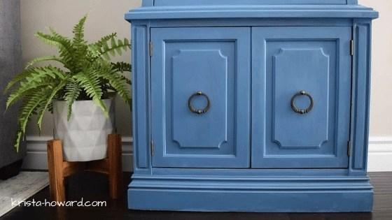 Sealing Painted Furniture