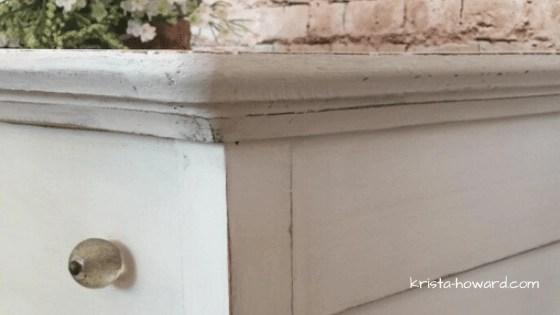 Sealing White Painted Furniture