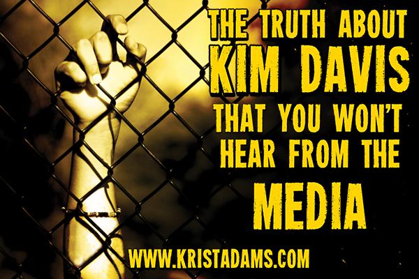 the truth about Kim Davis