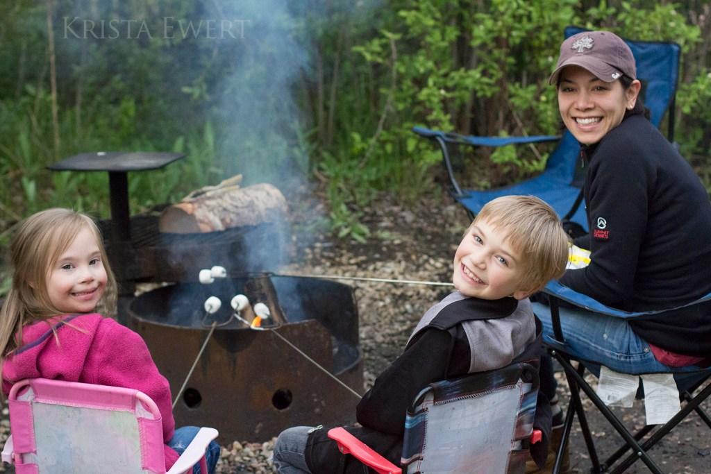 Aspen Beach Camping 4