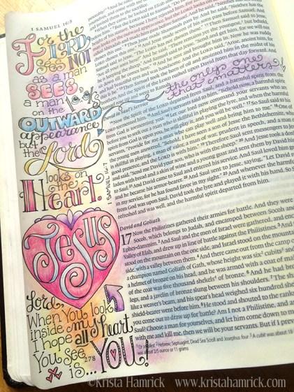 1 Samuel 16-7