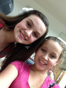 Emma and Ellie