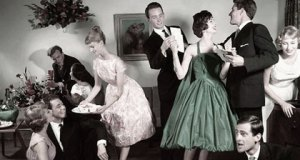 1950s-new year-party