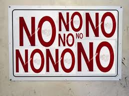 Skinny Friday: The Art of saying NO