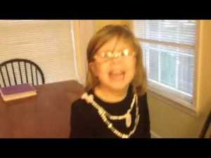 Father Abraham – Performed by Annabelle