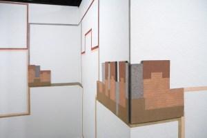 Krista Svalbonas - Milieu – New Arts Program – Kutztown, PA – 2014