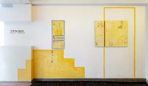 Krista Svalbonas, Shifting Space, Ise Cultural Foundation, 2014
