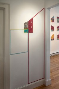 Krista Svalbonas, A Habitation and a Name at Matteawan Gallery, Beacon NY