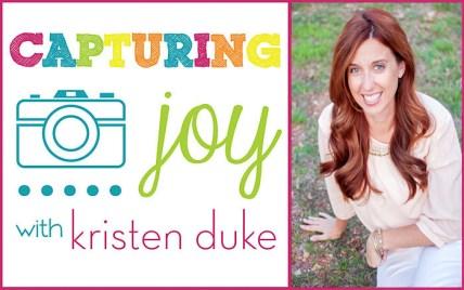 Kristen Duke Logo and Headshot
