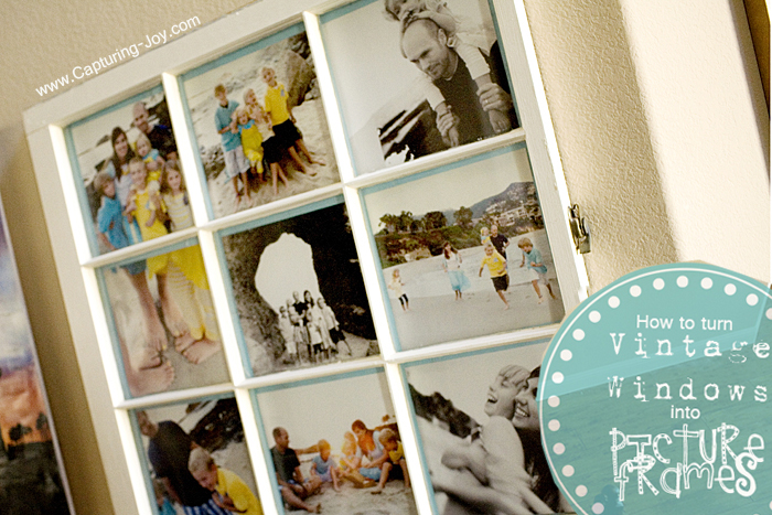 Decorate your home with photos