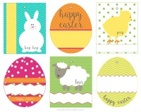 Easter gift tags printable free merry christmas and happy new easter gift tags printable free negle Gallery