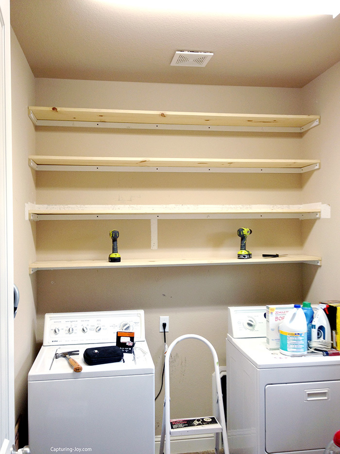 DIY Laundry Room Cabinets | Kristen Duke | Laundry Room ... on Laundry Cabinets  id=45752