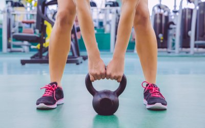 Band and Dumbbell Strength Workout