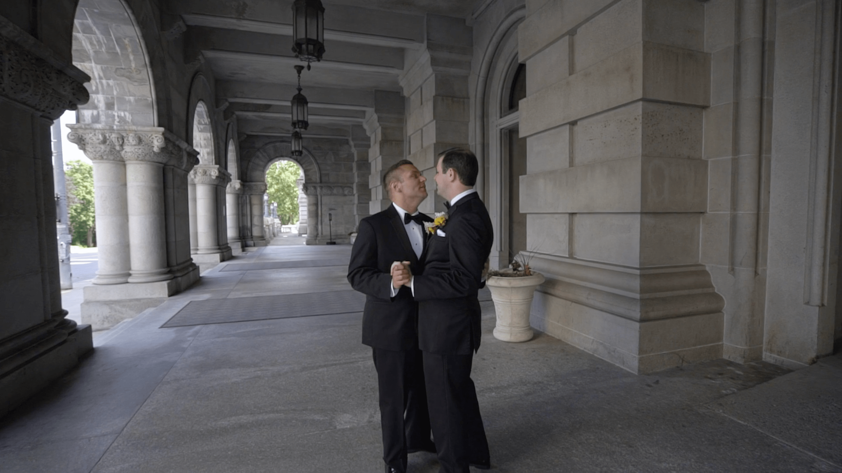 Sean + Chris | Albany, New York