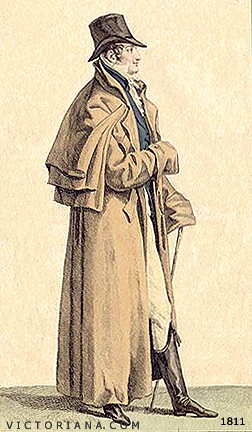 A Primer on Regency Era Men's Fashion