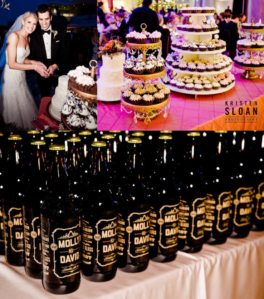 dessert stand denver coors beer wedding