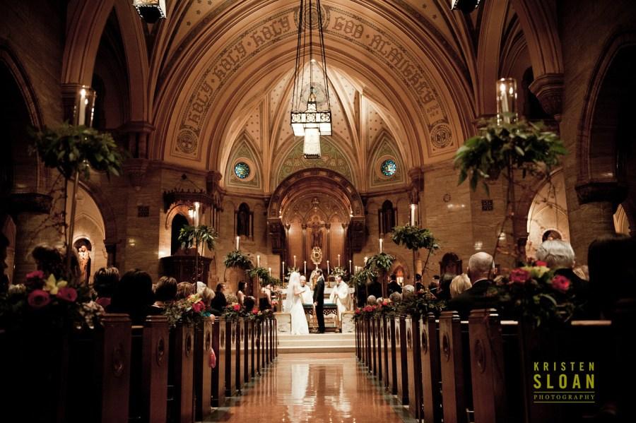 holy ghost wedding ceremony