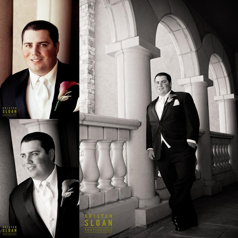 golf course wedding denver colorado groom