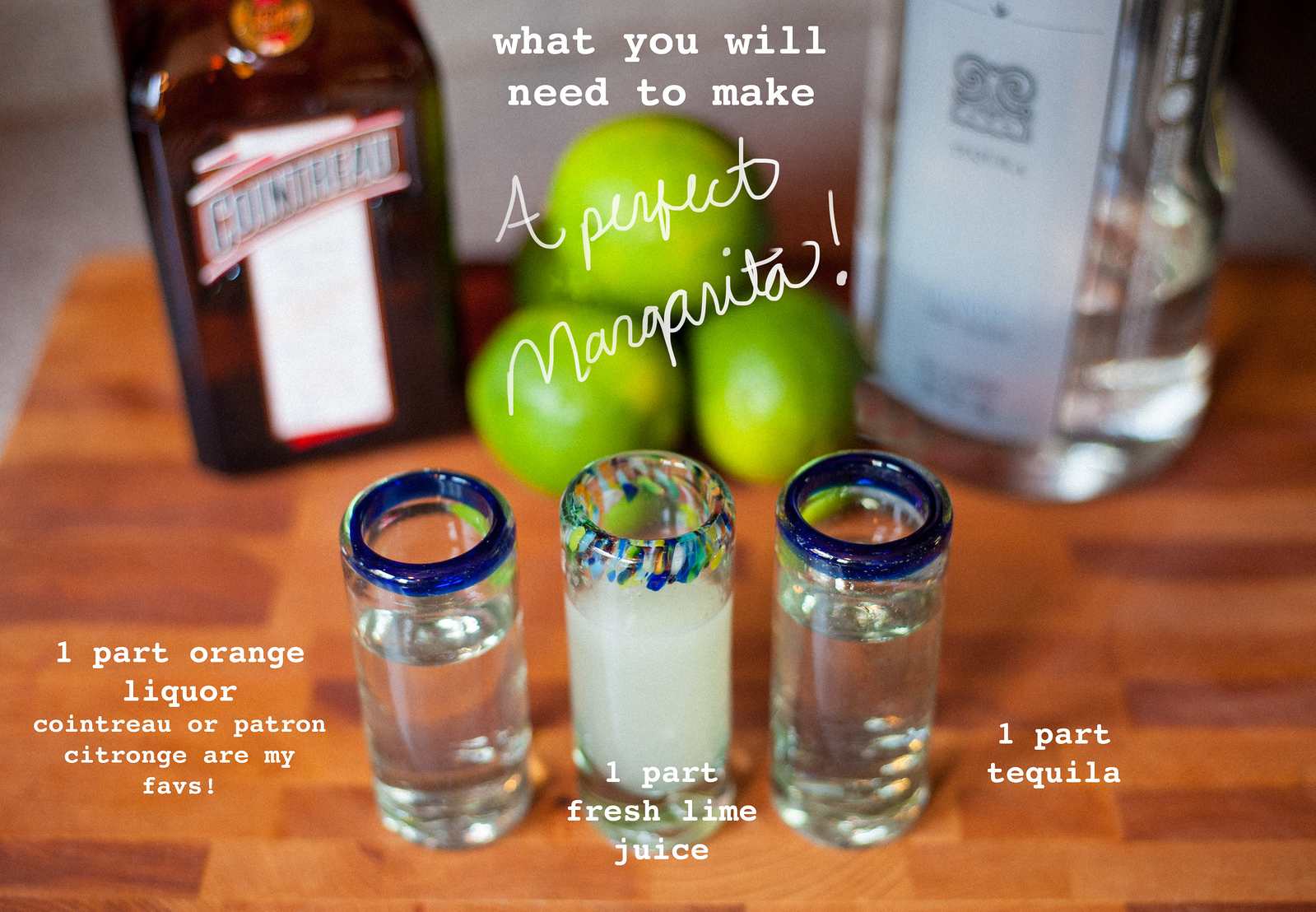 perfect margarita recipe 2013